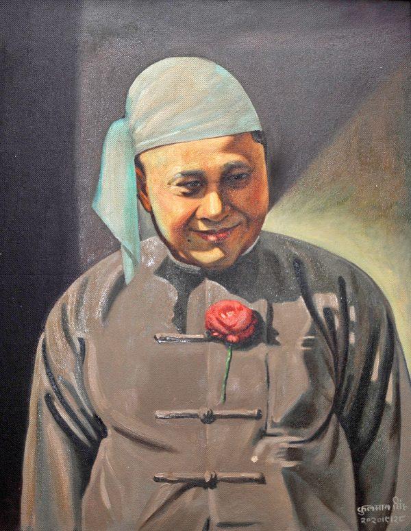 Prime Minister Uno of Burma