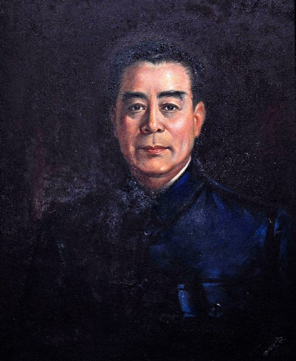 Prime Minister Chov En Lai of People's Republic of China