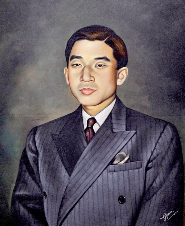 Crown Prince Akhihito of Japan