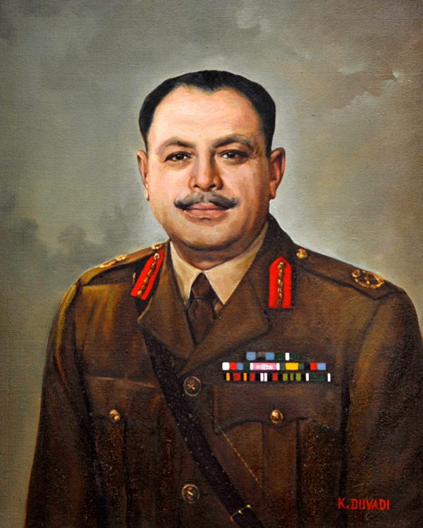 President Ayub Khan of Pakistan