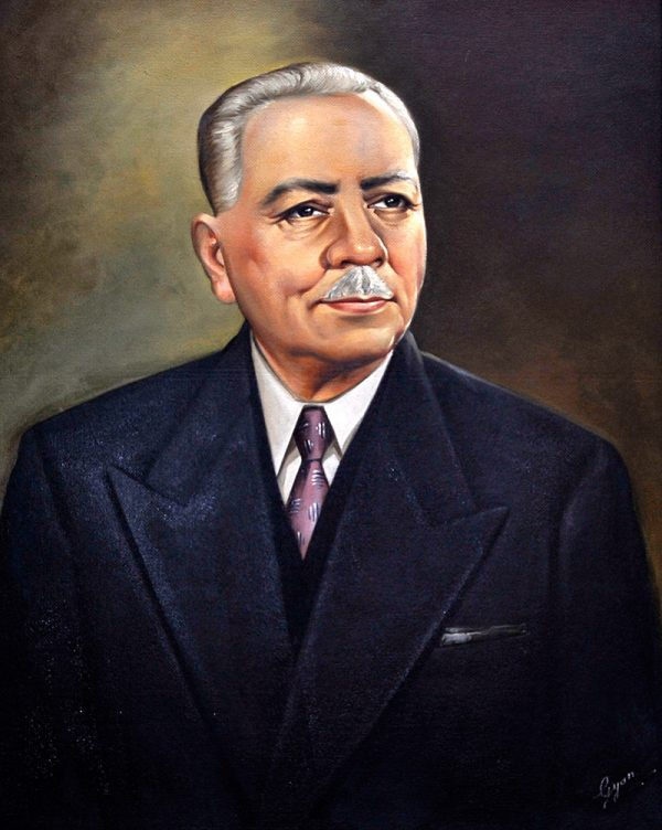 President Vorosilov of the USSR
