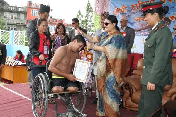 4th-disabled-swimming-competition