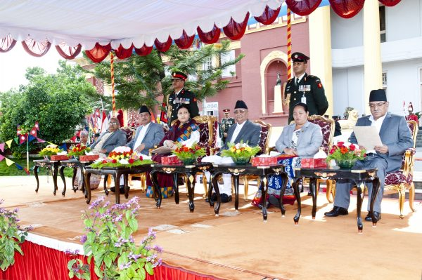 oath-taking-ceremony-of-prime-minister-dahal