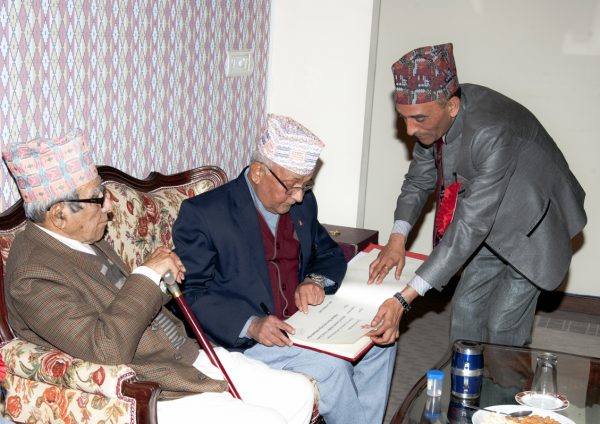 special-convocation_madhav-ghimire