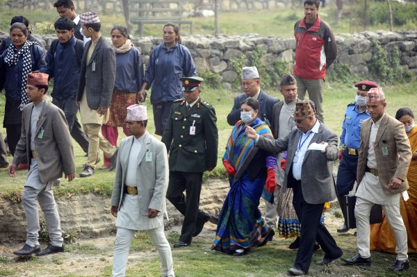 participating-at-bagmati-cleaning-campaign